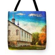 Centennial Barn Tote Bag
