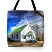 Centennial Christian Church Est 1909 Tote Bag