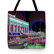 Center For Wooden Boats Tote Bag