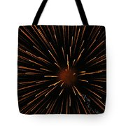 Center Mass Tote Bag