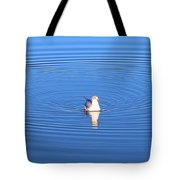 Center Of Attention  3247 Tote Bag