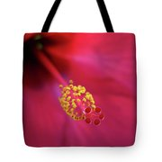 Center Of Attention - Hibiscus 01 Tote Bag