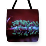 Center Of The Hibiscus World Tote Bag