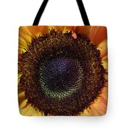 Center Of The Sun Tote Bag