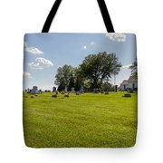 Center Ridge Cemetery Tote Bag
