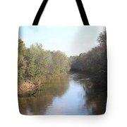 Center River Tote Bag