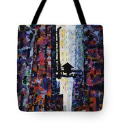 Center Street Tote Bag