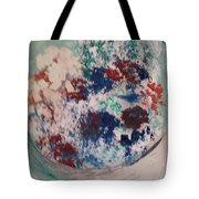 Centerpiece Tote Bag by Gregory Dallum
