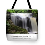 Centerville Mills Falls Tote Bag