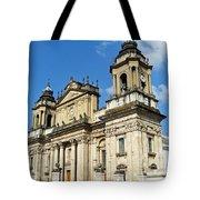 Central Church Guatemala City 1 Tote Bag
