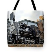 Central City Locomotive Tote Bag