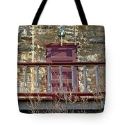 Central City Opera House Door Stage Left Tote Bag