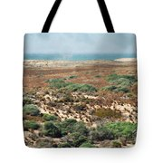 Central Coast Sand Dunes II Tote Bag