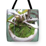 Central Fixation Tote Bag by Eikoni Images