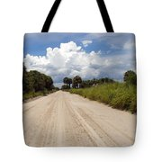 Central Florida Back Road Tote Bag