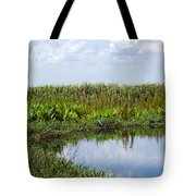 Central Florida Backwater Tote Bag