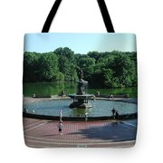 Central Fountain Tote Bag