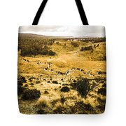 Central Highlands Of Tasmania Tote Bag
