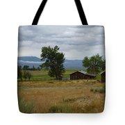Central Idaho Scene Tote Bag