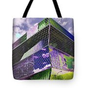 Central Library  Seattle Tote Bag