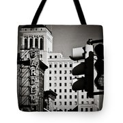 Central Northside Tote Bag