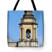 Central Park Metropolitan Cathedral Tote Bag