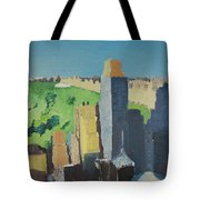 Central Park Nyc Tote Bag