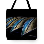 Central Park Row Boats 2 Tote Bag
