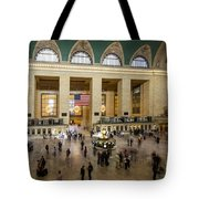 Central Station New York  Tote Bag