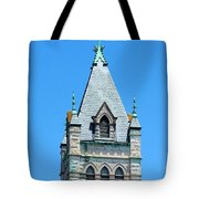 Central United Methodist Church Of Asheville Nc Tote Bag