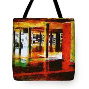 Central University Of Venezuela Tote Bag