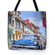 Centro Habana - Vertical Tote Bag