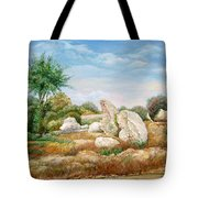 Centuries-old Guard ... Tote Bag