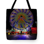 Century Wheel Tote Bag
