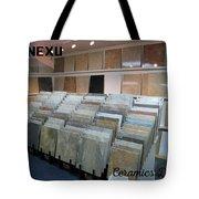 Ceramic Dealers Tote Bag