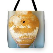 Ceramic Pot From Olympia. Tote Bag