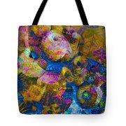 Ceramic Tapestry Tote Bag