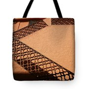 Cerbre France Stairs Tote Bag
