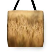 Cereal Field Tote Bag