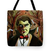 Cereal Killers - Count Chocula Tote Bag