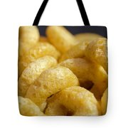Cereal O's Tote Bag