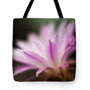 Cereus Glow Tote Bag