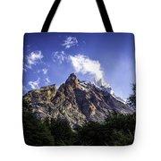 Cerro Fitz Roy 3 Tote Bag