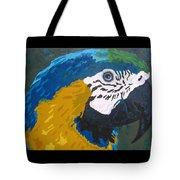 Cerulean Beauty Tote Bag