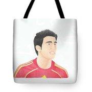 Cesc Fabregas Tote Bag by Toni Jaso