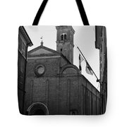 Cesena - Italy - The Cathedral 3 Tote Bag