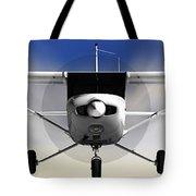Cessna 152 Flying High Tote Bag