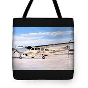 Cessna 208 Caravan Tote Bag