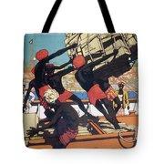 Ceylonese Dockworkers Tote Bag