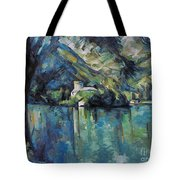 Cezanne: Annecy Lake, 1896 Tote Bag